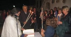 Η Ανάσταση στον Αζωγυρέ Σελίνου (φωτο)