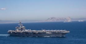 Στη Μεσόγειο ναυτική αρμάδα των ΗΠΑ με επικεφαλής το USS Abraham Lincoln (βίντεο)