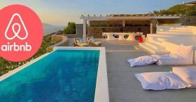 Airbnb: Μόνο το 35% των εισπράξεων πάει στην τσέπη του ιδιοκτήτη