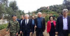 Πότε θα είναι έτοιμες οι γέφυρες του Πλατανιά και του Κερίτη- Αυτοψία από τον Ε.Αποστολάκη