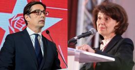Η μονομαχία στον β' γύρο των προεδρικών εκλογών στα Σκόπια και ο παράγοντας της αποχής
