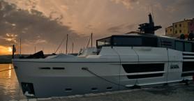 Το πρώτο, εντυπωσιακό super yacht της σεζόν,