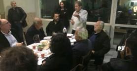Συνάντηση υποψηφίου δημάρχου Αποκορώνου Παντελή Καραγιαννάκη με κατοίκους της Ασή Γωνιάς