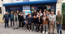Επίσκεψη στο Μουσείο της Εθνικής ομάδας