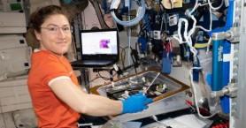 NASA: H Κριστίνα Κοχ θα σπάσει το παγκόσμιο ρεκόρ παραμονής μιας γυναίκας στο διάστημα
