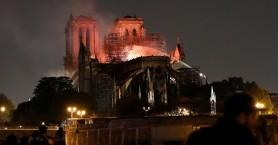 Παναγία Παρισίων: Δύο χρόνια μετά την καταστροφική φωτιά ξεκινούν οι εργασίες αποκατάσης