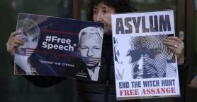 Κατηγορούμενος για συνωμοσία στις ΗΠΑ ο Ασάνζ