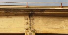 Κακά μαντάτα και για τη γέφυρα του Ταυρωνίτη;