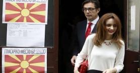 Σκόπια: Σε εξέλιξη η ψηφοφορία για τον δεύτερο γύρο των προεδρικών εκλογών