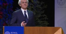 Στην Αθήνα ο βραβευμένος με Νόμπελ Φυσικής Ζεράρ Μουρού