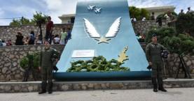 Εκδηλώσεις Τιμής και Μνήμης για τον Σμηναγό Κωνσταντίνο Ηλιάκη στην Κάρπαθο