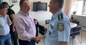 Στο Αστυνομικό Μέγαρο ο Γιάννης Κουράκης