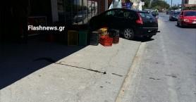 Έγκλημα στα Χανιά: Πυροβόλησε ιδιοκτήτη μίνι μάρκετ στο Βαμβακόπουλο (φωτο)