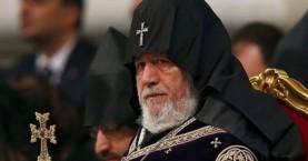 Ηράκλειο: Ιστορική επίσκεψη του Καθολικού Πατριάρχη Αρμενιών Καρέκιν Β'