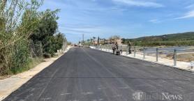 Ικανοποίηση επιχειρηματιών του Πλατανιά για την αποκατάσταση της γέφυρας στον Ιάρδανο
