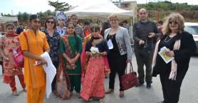 Η Αντιπεριφερειάρχης Ρεθύμνης στη Γιορτή Διαπολιτισμικότητας