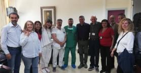 Επίσκεψη στο Βενιζέλειο από τον Πέτρο Ινιωτάκη