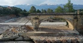 Επίσπευση διαδικασιών για τη μελέτη κατασκευής νέας γέφυρας στον Αλικιανό