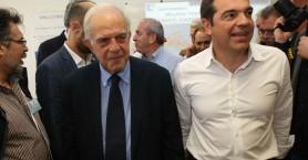 Συνάντηση Δημάρχου Ηρακλείου με τον Αλέξη Τσίπρα στον Αποσελέμη