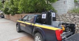 Με ένα πυροσβεστικό συγκρότημα ενισχύθηκε το Τμήμα Πολιτικής Προστασίας της Π.Ε. Ρεθύμνης