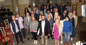 Στο Πρωτοδικείο με πλήρες ψηφοδέλτιο ο Γ. Σισαμάκης για τον Δήμο Ηρακλείου