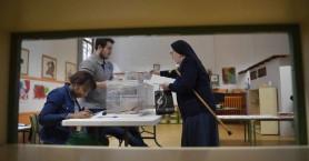 Καλόγρια πιάστηκε στα πράσα να νοθεύει ψηφοδέλτια στις εκλογές στην Ισπανία