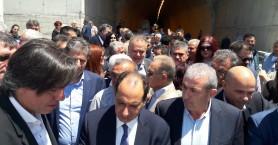 Σε κυκλοφορία δόθηκε ο δρόμος Μεσσαρά - Ηράκλειο παρουσία του Χρήστου Σπίρτζη