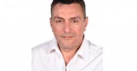 Υποψήφιος με τον συνδυασμό του Ευτύχη Δαμιανάκη ο Βασίλης Καλοτεράκης