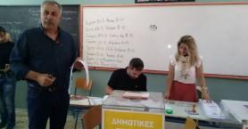Νίκος Βουρλάκης: Θέλουμε να είμαστε ισχυροί για να έχει αποκούμπι ο λαός