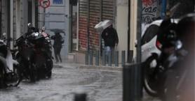 Χαλάει ο καιρός: Έρχονται βροχές, καταιγίδες και χαλάζι - Ποιες περιοχές θα επηρεαστούν