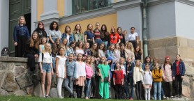 Μουσική σύμπραξη Ελλάδας Σουηδίας μέσω της παιδικής χορωδίας του δήμου Χανίων