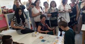 Συνάντηση δραστηριοτήτων μάθησης, διδασκαλίας, κατάρτισης erasmus στο 11ο Νηπ/γείο Χανίων