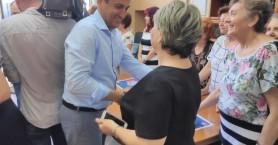 Αυγενάκης: Για τη ΝΔ η έμπρακτη κοινωνική αλληλεγγύη είναι βασικό μας χαρακτηριστικό