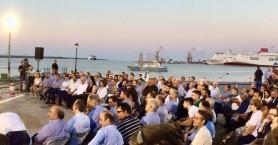 Αυγενάκης: Ζητούμε από τους πολίτες να στηρίξουν την αυτοδύναμη, την ισχυρή Ελλάδα