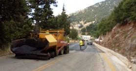 Υλοποιούνται έργα οδοποιίας στον Δήμο Σφακίων