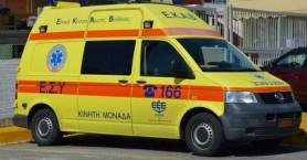 Αυτοκίνητο ανετράπη - Τραυματίστηκαν δύο τουρίστες