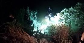 Νεκρός ο οδηγός αυτοκινήτου που έπεσε στον ποταμό Γιόφυρο - Τον εντόπισαν δύτες (φωτο)