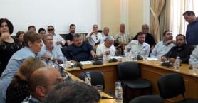 Hράκλειο: Διαμαρτυρία για την εγκατάσταση του σταθμού μετατροπής στην Δαμάστα