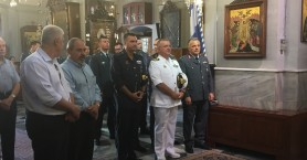 Τίμησαν τους απόστρατους της Ελληνικής Αστυνομίας (φωτο)