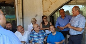 Στο Μεσογειακό Αγρονομικό Ινστιτούτο Χανίων ο Βασίλης Διγαλάκης