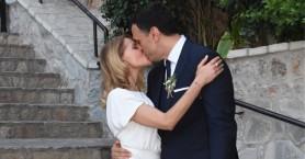 Βασίλης Κικίλιας και Τζένη Μπαλατσινού: Σήμερα γάμος γίνεται! (φωτο)