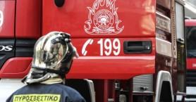 Στο πόδι η πυροσβεστική για φωτιά