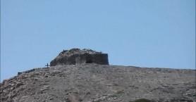 Ο Ορειβατικός Σύλλογος Χανίων στην κορυφή Τίμιος Σταυρός στον Ψηλορείτη