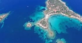 Αδεια η Χαλκιδική από τουρίστες: Στο 85% η μείωση του τζίρου στα καταλύματα