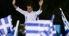 Μητσοτάκης: Όλη η Ελλάδα θα είναι γαλάζια το βράδυ της Κυριακής