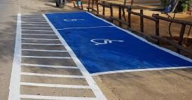Τιμητική διάκριση για τον δήμο Χανίων για το σύστημα στάθμευσης ΑμεΑ