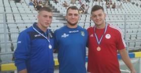 Κρητικά μετάλλια και ρεκόρ στην Πάτρα