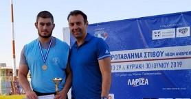 Ακόμη 10 μετάλλια για την Κρήτη στο Πανελλήνιο Κ23