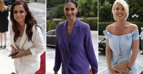 Ορκωμοσία της Βουλής: Οι κυρίες που ξεχώρισαν με τις ενδυματολογικές τους επιλογές (φωτο)