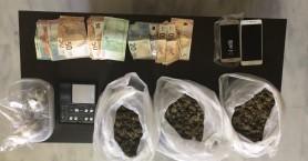 Συνελήφθησαν διακινητές ναρκωτικών στα Χανιά (φωτο)